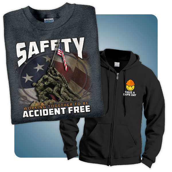 Safety Month T-Shirts