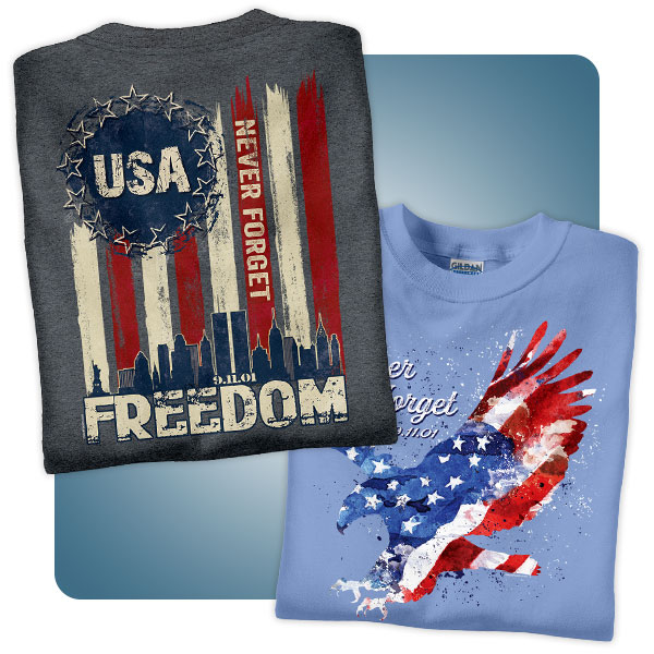 Patriot Day T-Shirts