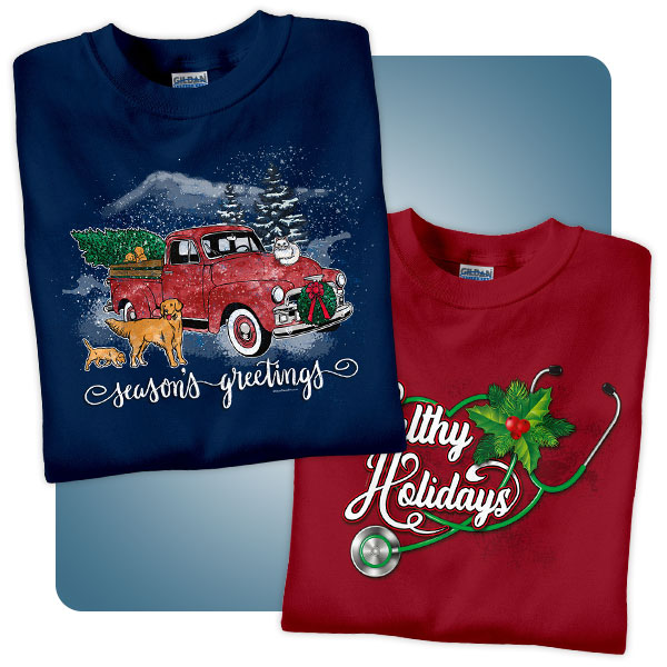 Christmas Fundraiser Shirts.Personalized T Shirts For Your Occupation Workplacepro