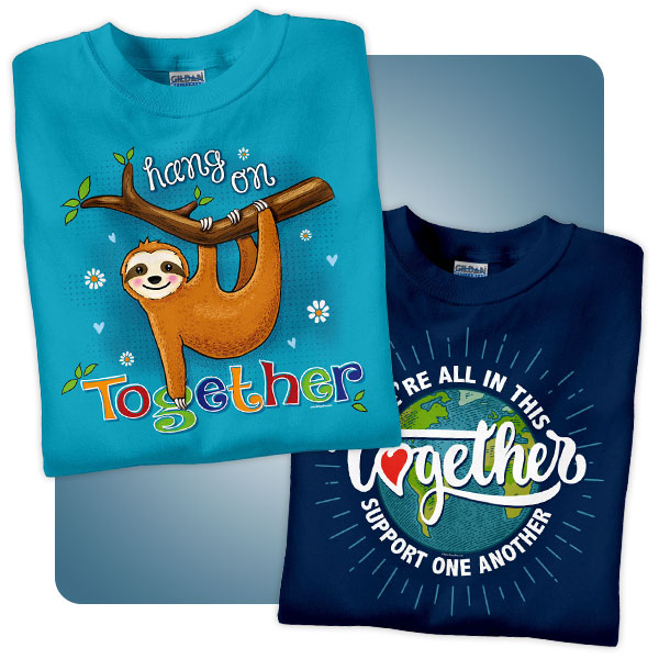 Together Apart T-Shirts