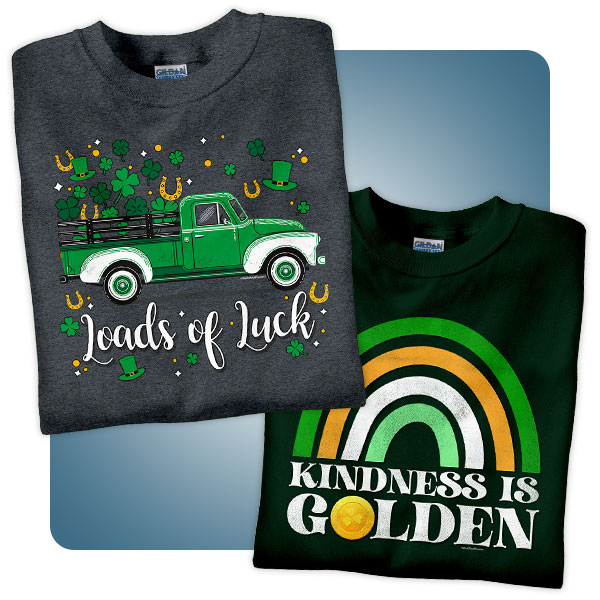 Occupational Shirts for Saint Patrick's Day