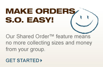 Make group ordering SO easy with Shared Order
