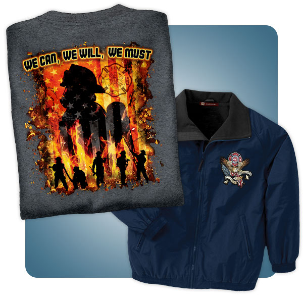 Firefighter T-Shirts