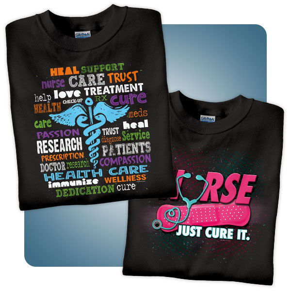 Healthcare T-Shirts