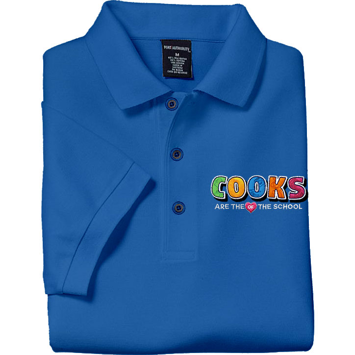 School Cooks T-Shirts & Cafeteria Apparel | WorkPlacePro ...