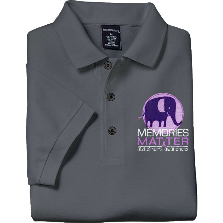e65d77491b1 Memories Matter Alzheimer's Awareness Shirts