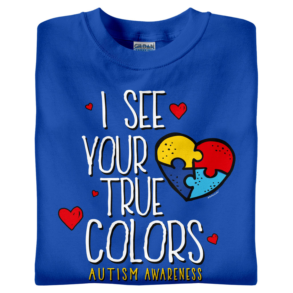 d0ae90407b8 Autism Awareness T-Shirts & Gifts | Awareables® | WorkPlacePro