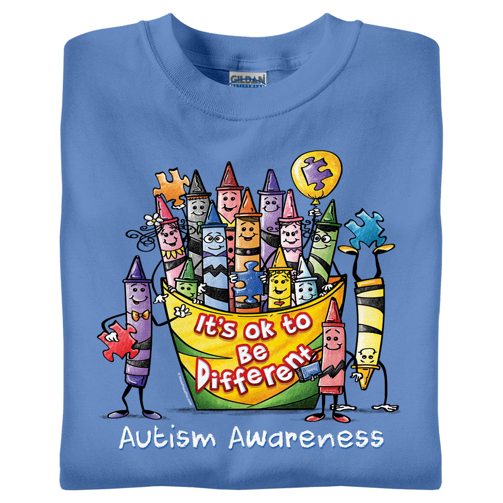 Autism Awareness T Shirts Gifts Awareables Workplacepro