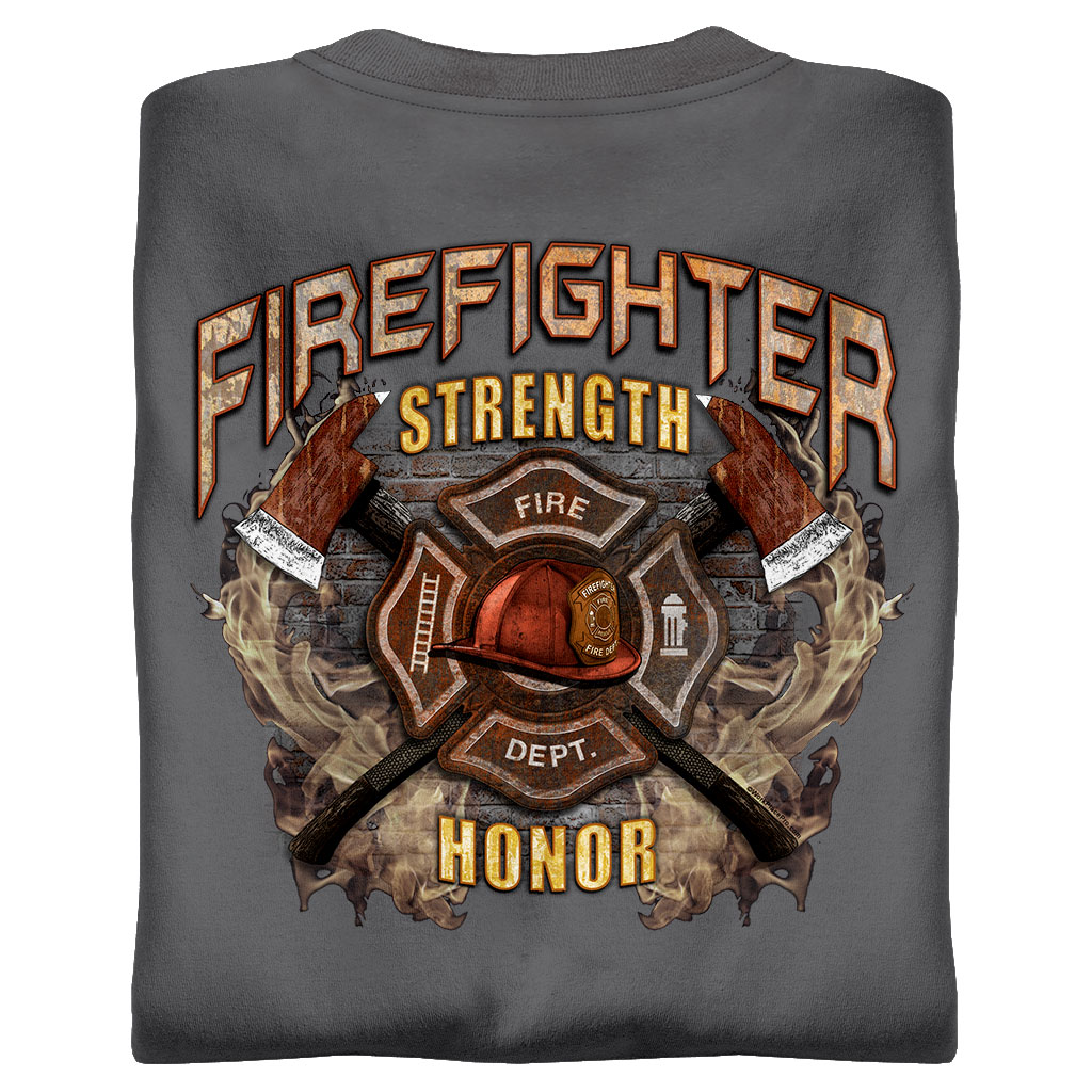 ef39efc2bb3 Custom Fire Dept T Shirts - BCD Tofu House