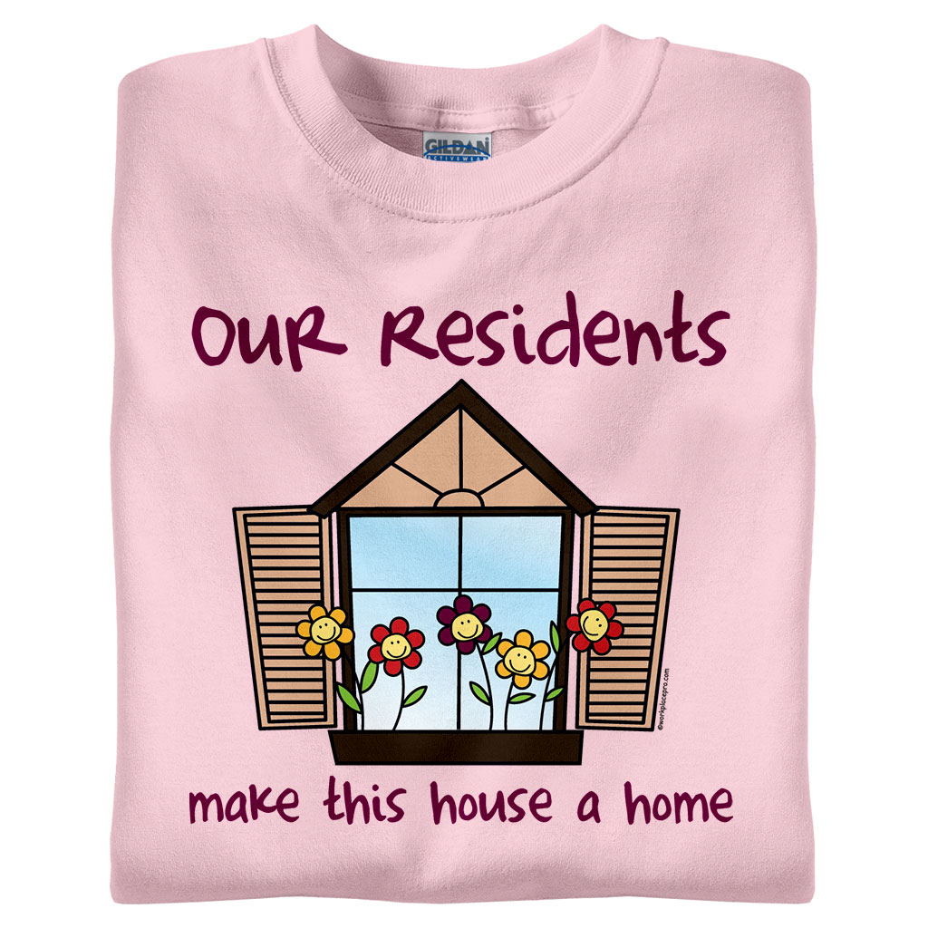 Nursing Home & Assisted Living Shirts | WorkPlacePro | WorkPlacePro