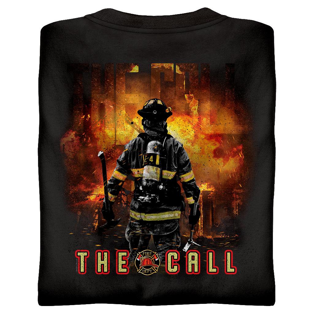 Fire Department T Shirt Maker Bcd Tofu House